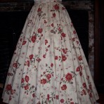Women's 1860s Gored Skirt